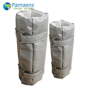 Water and Fire Proof Steam Pipe Insulation Sleeve Jacket Made in China