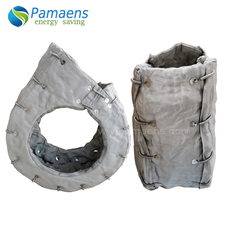 Reusable and Removable Turbo Charger Insulation Jacket Insulation Cover with Long Term Temp Resistance 800 deg C Featured Image