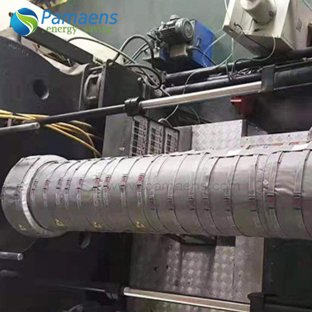 30% Energy Saving Barrel Insulation Jacket Blanket for Extruder and Injection Machines Featured Image