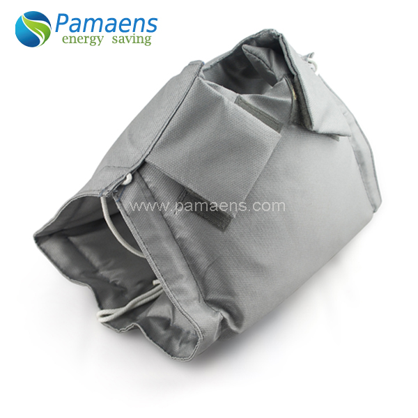 Globe Valve Insulation Jacket and Blanket Featured Image