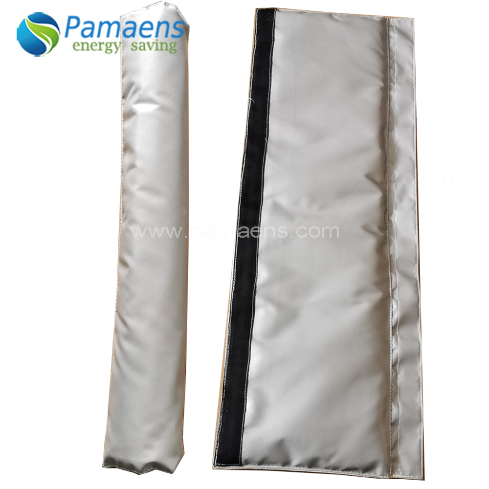 Reusable and Removable Thermal Insulation Blankets Jackets for Pipes Featured Image