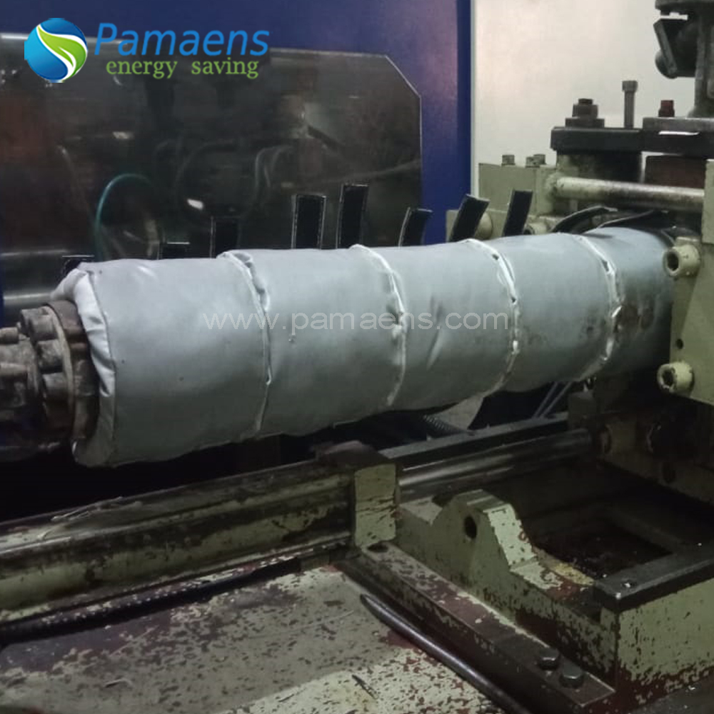High Quality High Temperature Injection Machine Barrel Insulation Blanket for Energy Saving Featured Image