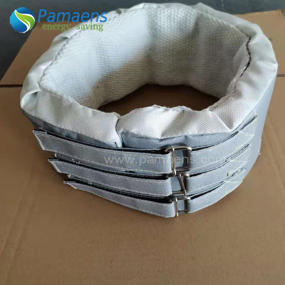 Energy Saving Band Heater Cover Barrel Insulation Jacket with High Temperature resistance Featured Image