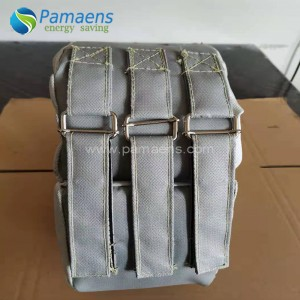 Energy Saving Injection Barrel Jacket Band Heaters Insulation Blanket