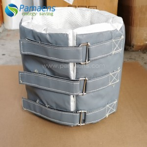 Energy Saving Injection Moulding Jackets with High Temperature resistance