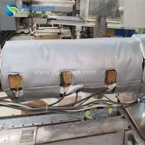 Removable Customized Fiberglass Flexible Thermal Insulation Jacket Manufacturers, Suppliers