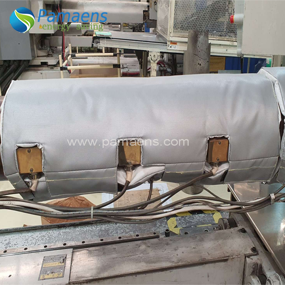 Removable Customized Fiberglass Flexible Thermal Insulation Jacket Manufacturers, Suppliers Featured Image