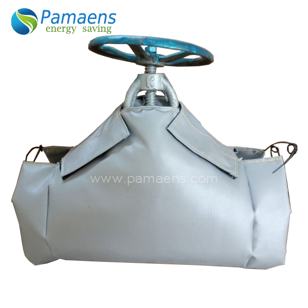 35% Energy Saving Removable Thermal Insulation Jacket for Ball Valve Stop Valve Featured Image