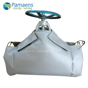 Reusable and Removable Insulation Jackets for Gate Valves Chinese Supplier Chinese Supplier