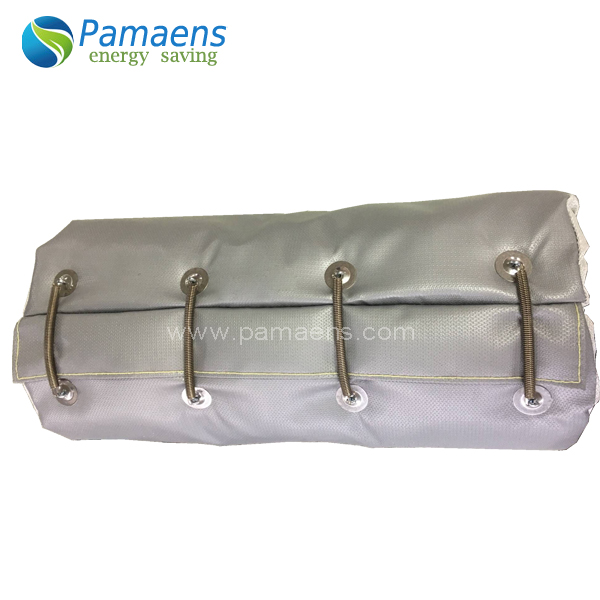 Factory Sell Directly Removable Steam Pipe Insulation Jacket with Fast Delivery Featured Image