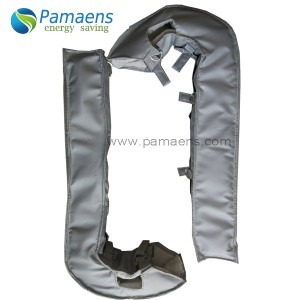 High Quality Waterproof Pipe Insulation Jacket and Blanket