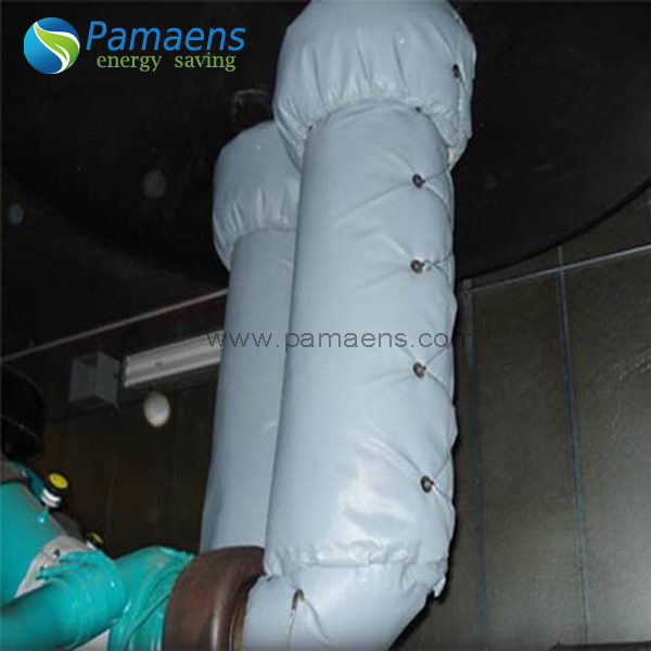 Water and Fire Proof Detachable Condensate Pump Insulation Jackets Made in China Featured Image