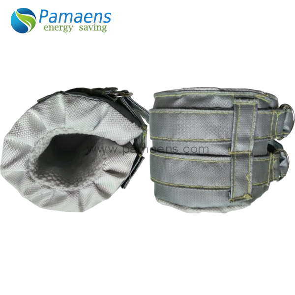 Customozied Insulation Jackets for Heaters, Vlaves, Pipes, Flanges, Exchangers etc