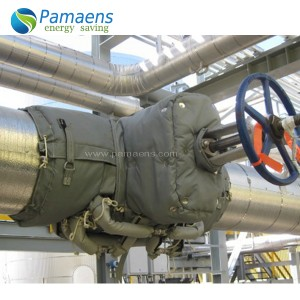 Insualting Pressure Reducing Valve Insualiton Jackets Supplied by PAMAENS Factory