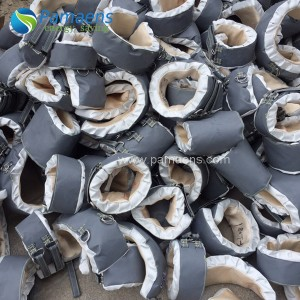 Customized insulation jacket for ceramic heater with long life time