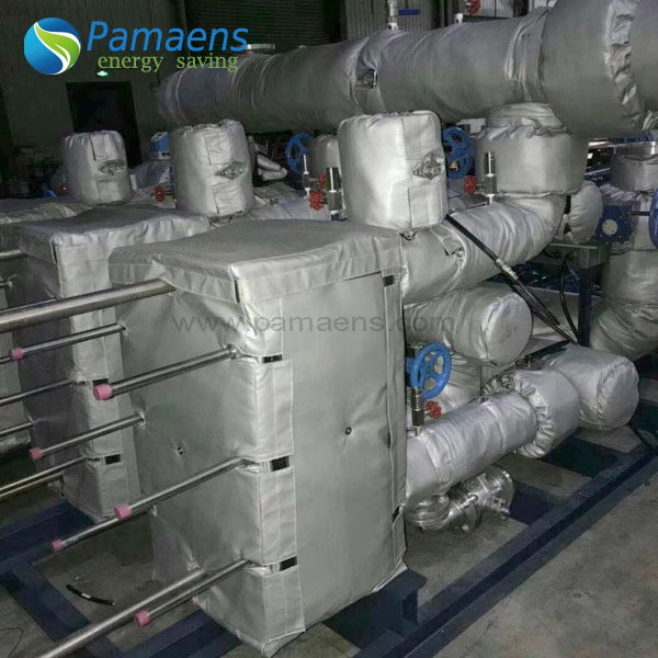 Energy saving thermal insulation jacket for plate heat exchanger Featured Image