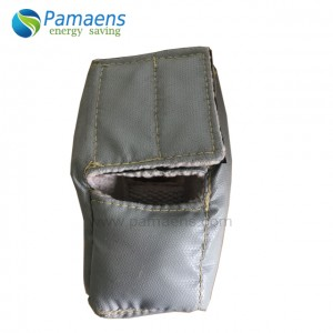 Steam Trap Insulation Jackets Insulated Cover Supplied by PAMAENS Factory