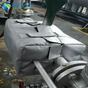 Factory Supplied Removable and Reusable Insulation Blankets for Generators and Co-gen Power Systems