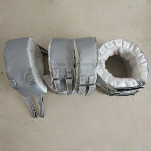 Isolatiejassen voor bandverwarming