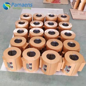 High Quality Radiant Energy Saving Band Heater for Barrel Process with Wet Materials