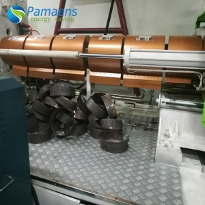 Golden Nano Meter Infrared Energy Saving Band Heater for Barrel Process with Wet Materials