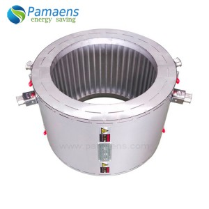 Good Performance Energy Saving Infrared Band Heater for Extrusion, Injection, blow Molding Machine Supplied by Factory Directly