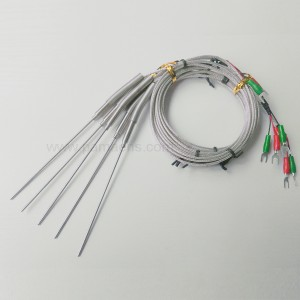 پن قسم Thermocouple