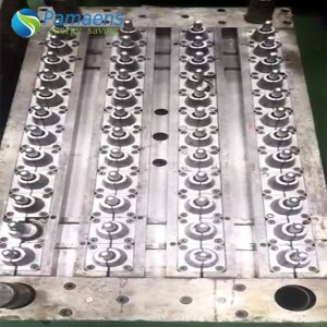 Professional Designed Hot Runner Pet Bottle Preform Mold Made by Manufacturer with Ten Years Experience