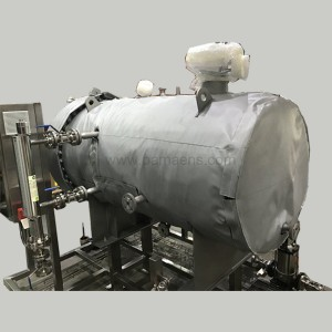 Insulation Jacket for Bolier, Furnace and Tank Reactor