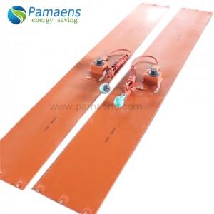 Silicone Rubber Electric dumama Mat tare da DaidaitacceTemperature Control