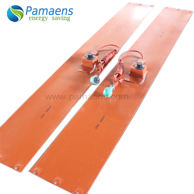 Silicone Rubber Electric Heating Mat with AdjustableTemperature Control Featured Image