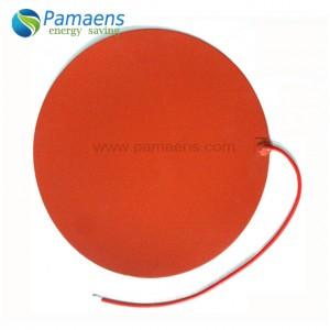 Высококачественная силиконовая нижняя нагревательная пластина с годовой гарантией