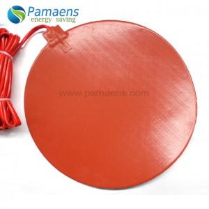 High quality silicone kasa dumama farantin da shekara guda garanti