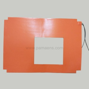 Factory Cheap Hot Silicone Heater Any Size Voltage -