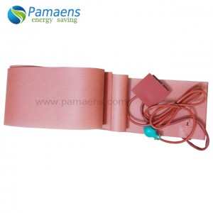 Silicone Rubber Electric Heating Mat with AdjustableTemperature Control