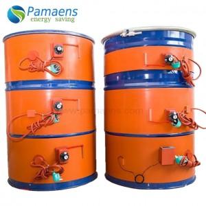 Customized 12v 24v 120v 220v Silicone Rubber Heater Bed Manufacturer
