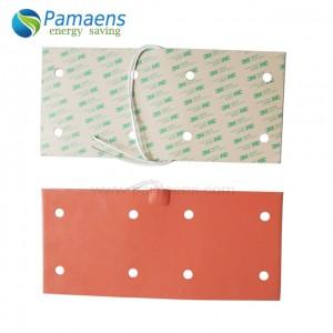 Пользовательские клейкие силиконовые полоски с высокой эффективностью нагрева 3M