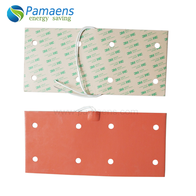 High Quality Etched Foil Silicone Rubber Heaters Made by Chinese Factory Featured Image
