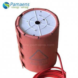 Long Lifetime Good Price Silicone Gas Cylinder Heater