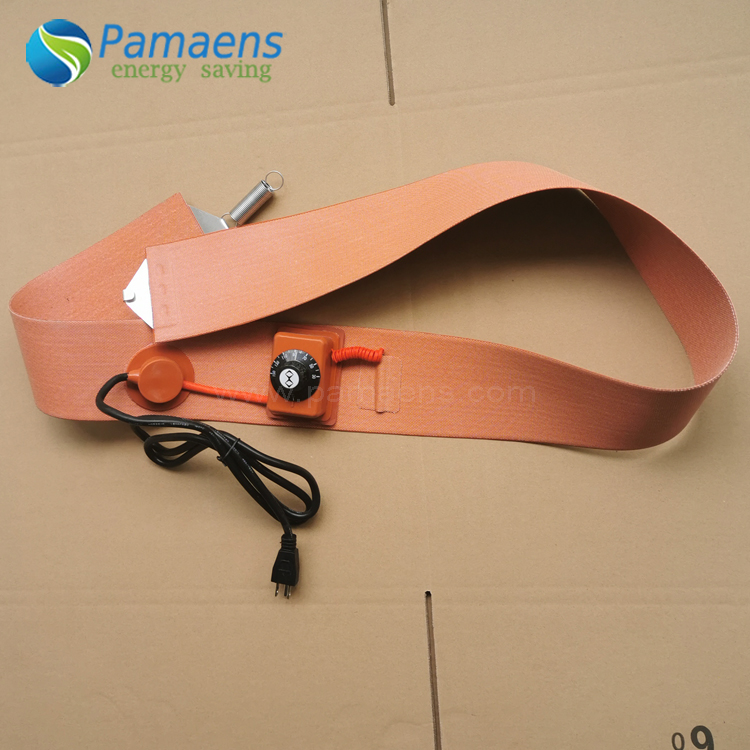 High Quality Silicone Heat Pad with Thermostat Made by Chinese Factory Featured Image