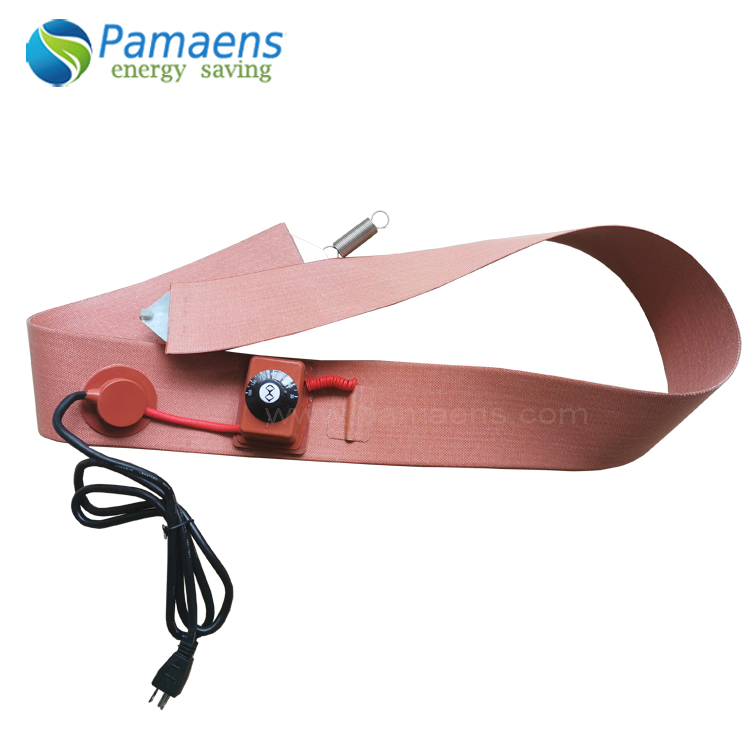 High Quality Silicone Metal Drum Heaters Supplied by Manufacturer Directly Featured Image