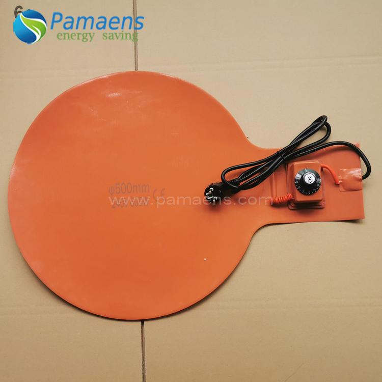High Quality Custom Silicone Heating Pads Made by Chinese Factory Featured Image