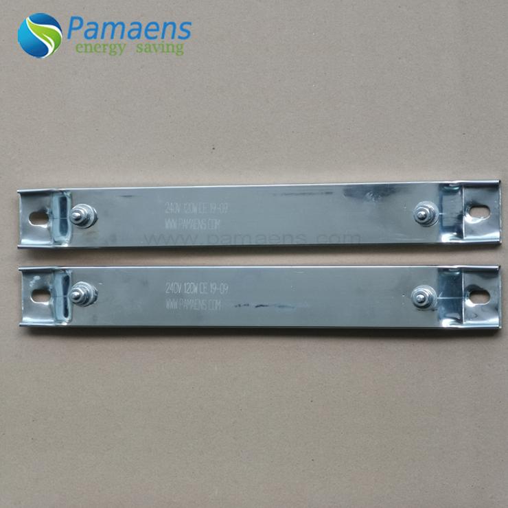 High Power Density 38mm Stainless Steel Strip Heater with Long Lifetime Featured Image