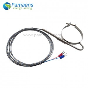 High Quality Ring Thermocouple with Adjustable Diameter