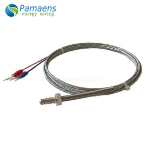 High Quality K type M6 Screw Thermocouple M8 Screw Type Thermocouple in Stock