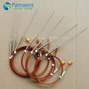 Fast Response K Type Thermocouple 1200c