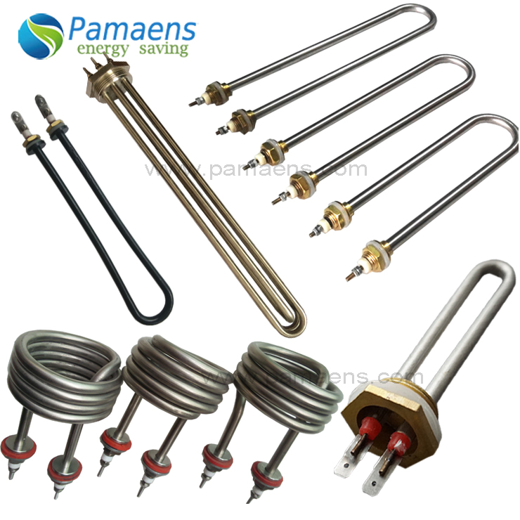 High Quality Various Shape Immersion Heater Element with One Year Warranty Featured Image