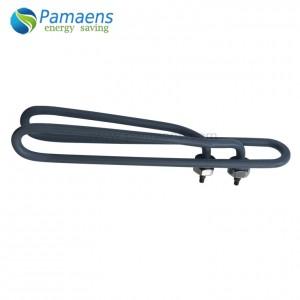 Ang Custom Electric Heating Element nga 3kw Heating Tube nga adunay Teflon Coating