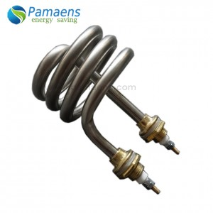 High Quality Titanium, Incoloy Stainless Steel Water Heating Element