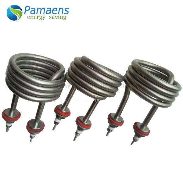 Best Sell Factory Supplied 110v 220v 380v Immersion Tubular Heater Made of Stainless Steel 316 Featured Image